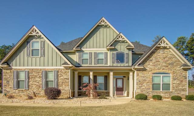 325 Seawright Drive, Fayetteville, GA 30215 (MLS #6645701) :: North Atlanta Home Team