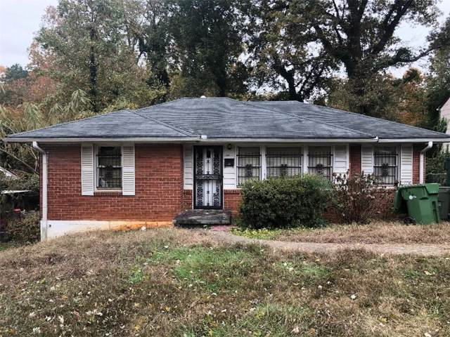 844 Deckner Avenue SW, Atlanta, GA 30310 (MLS #6645712) :: The Cowan Connection Team