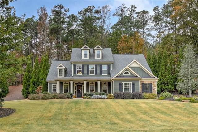 1295 Victoria Falls Drive NW, Acworth, GA 30101 (MLS #6645718) :: Iconic Living Real Estate Professionals