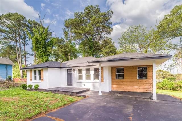 1690 Woodland Avenue SE, Atlanta, GA 30315 (MLS #6645784) :: North Atlanta Home Team