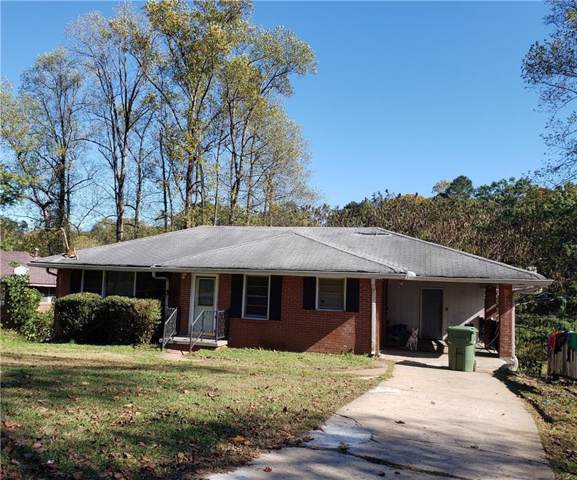 2150 Macon Drive SE, Atlanta, GA 30315 (MLS #6645792) :: North Atlanta Home Team