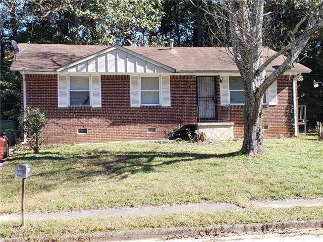 1154 Penn Court SE, Atlanta, GA 30315 (MLS #6645803) :: North Atlanta Home Team