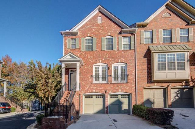 2691 Derby Walk NE, Atlanta, GA 30319 (MLS #6645815) :: The Heyl Group at Keller Williams