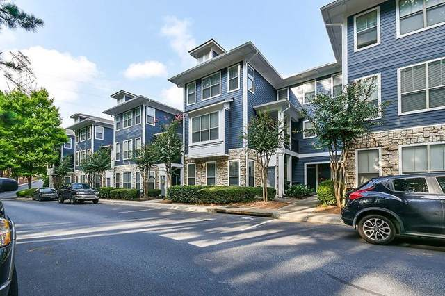 1575 Ridenour Parkway NW #810, Kennesaw, GA 30152 (MLS #6645817) :: North Atlanta Home Team