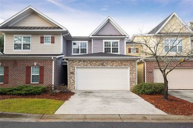 1349 Bexley Place NW #4, Kennesaw, GA 30144 (MLS #6645831) :: North Atlanta Home Team