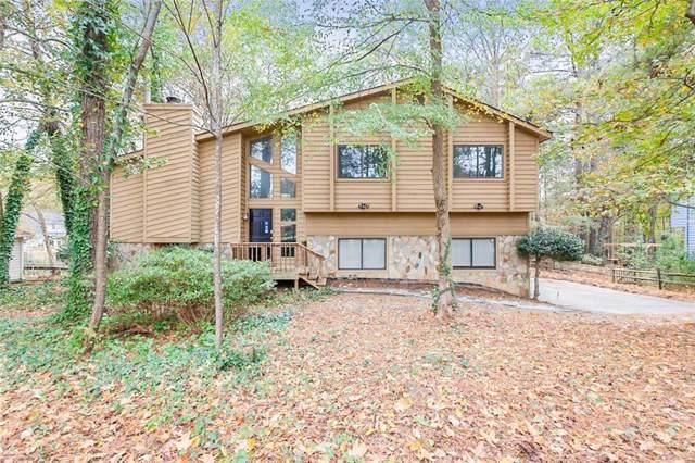 5291 W Jones Bridge Road, Peachtree City, GA 30092 (MLS #6645835) :: RE/MAX Paramount Properties