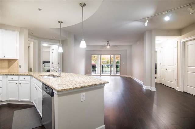 200 River Vista Drive #118, Atlanta, GA 30339 (MLS #6645860) :: The Zac Team @ RE/MAX Metro Atlanta