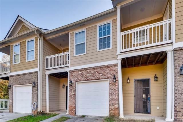 2996 Jonesboro Road SE G, Atlanta, GA 30354 (MLS #6645871) :: Iconic Living Real Estate Professionals