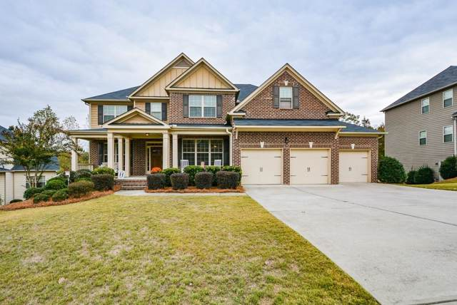 412 Olde Heritage Circle, Woodstock, GA 30188 (MLS #6645875) :: Path & Post Real Estate