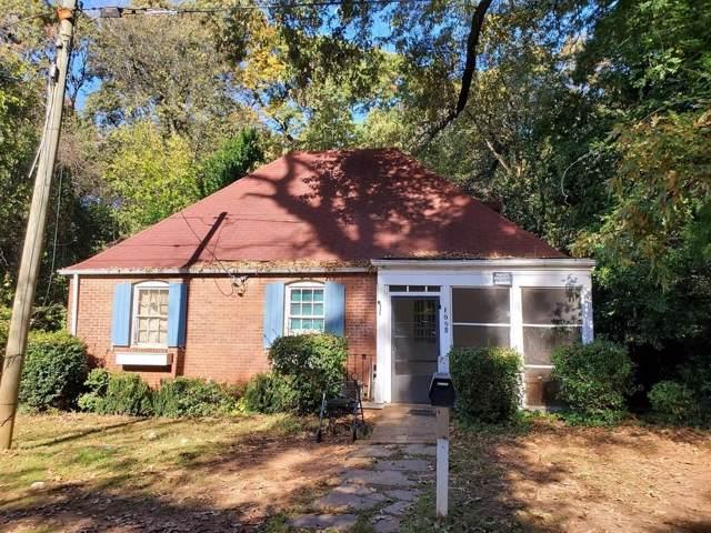 1098 Oak Knoll Terrace SE, Atlanta, GA 30315 (MLS #6645877) :: RE/MAX Paramount Properties