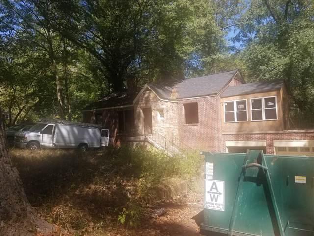 2209 Boulevard Granada SW, Atlanta, GA 30311 (MLS #6645890) :: Kennesaw Life Real Estate