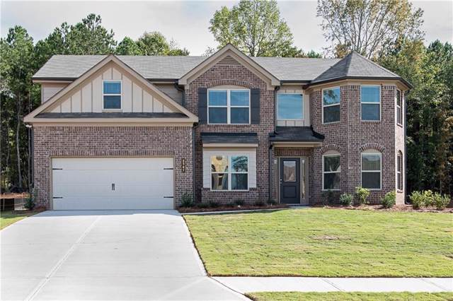 2337 Bear Paw Drive, Lawrenceville, GA 30043 (MLS #6645903) :: John Foster - Your Community Realtor