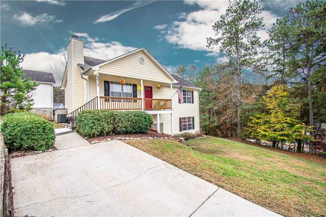 6615 Bonanza Trail, Gainesville, GA 30506 (MLS #6645916) :: John Foster - Your Community Realtor