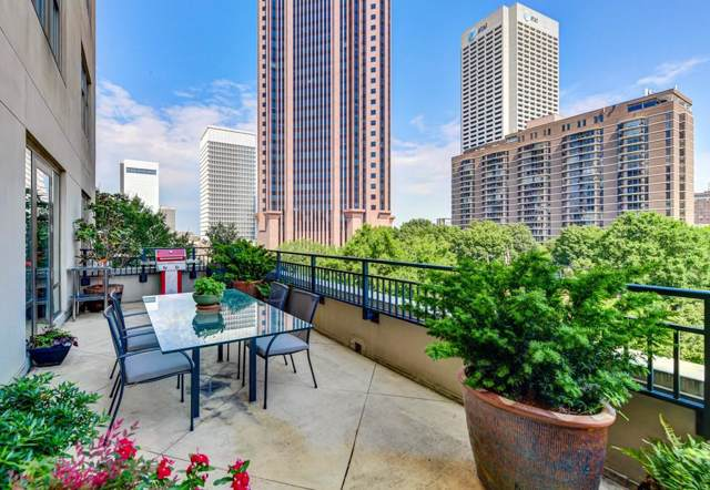 565 Peachtree Street NE #702, Atlanta, GA 30308 (MLS #6645936) :: The Hinsons - Mike Hinson & Harriet Hinson