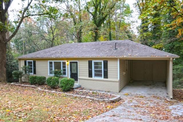 618 Hickory Trail SE, Mableton, GA 30126 (MLS #6645946) :: Kennesaw Life Real Estate
