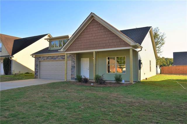 267 Highland Pointe Drive, Alto, GA 30510 (MLS #6645952) :: The Heyl Group at Keller Williams