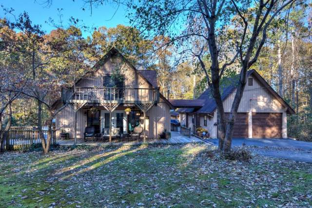 6850 Rock Ridge Road SE, Acworth, GA 30102 (MLS #6645958) :: North Atlanta Home Team
