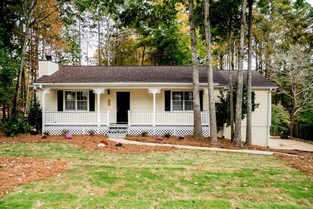 117 Parkway Court, Dallas, GA 30157 (MLS #6645959) :: The Zac Team @ RE/MAX Metro Atlanta