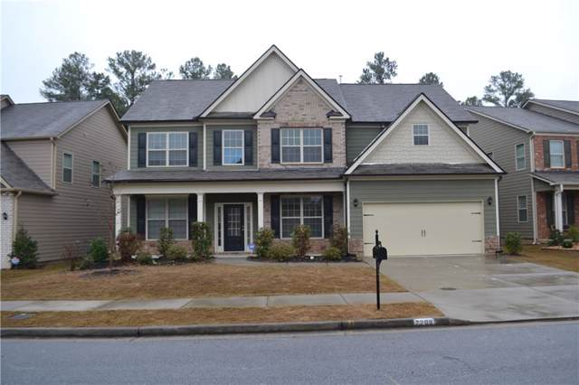 7298 Parkland Bend, Fairburn, GA 30213 (MLS #6646031) :: North Atlanta Home Team