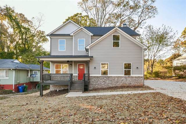 2387 SW Beecher Road SW, Atlanta, GA 30311 (MLS #6646038) :: North Atlanta Home Team