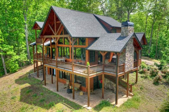 254 Settlers Ridge Road, Ellijay, GA 30540 (MLS #6646044) :: Path & Post Real Estate