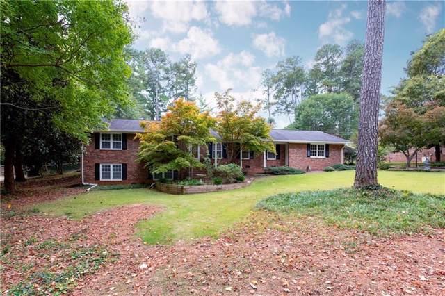 250 Ponderosa Drive, Athens, GA 30605 (MLS #6646049) :: North Atlanta Home Team