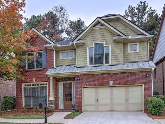 276 Mount Vernon Cove, Atlanta, GA 30328 (MLS #6646083) :: The Heyl Group at Keller Williams