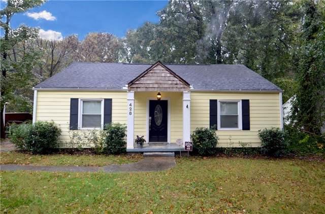 428 Maynard Terrace SE, Atlanta, GA 30316 (MLS #6646095) :: Dillard and Company Realty Group