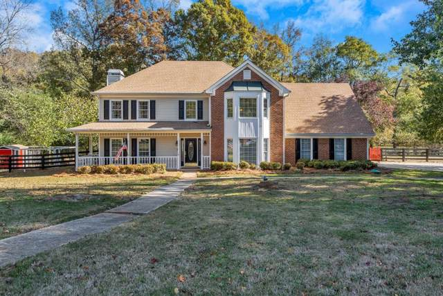 1411 Brandy Shoals Drive, Conyers, GA 30013 (MLS #6646098) :: The Zac Team @ RE/MAX Metro Atlanta