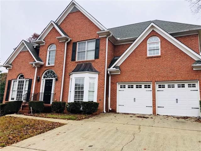 2896 Hilton Circle NW, Kennesaw, GA 30152 (MLS #6646138) :: Kennesaw Life Real Estate