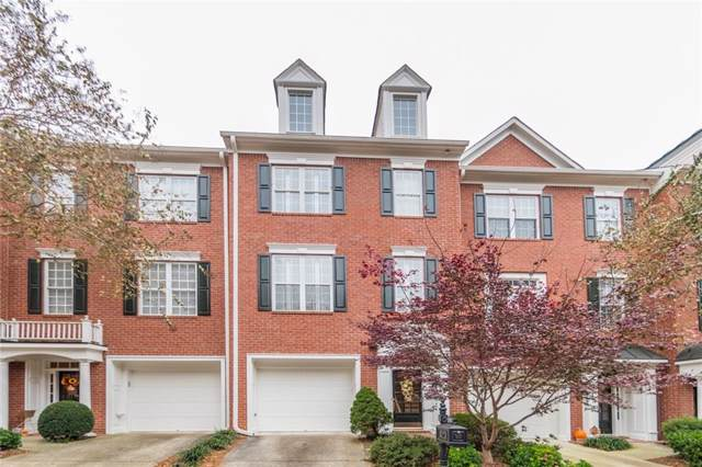 1707 Waters Edge Trail, Roswell, GA 30075 (MLS #6646142) :: The North Georgia Group