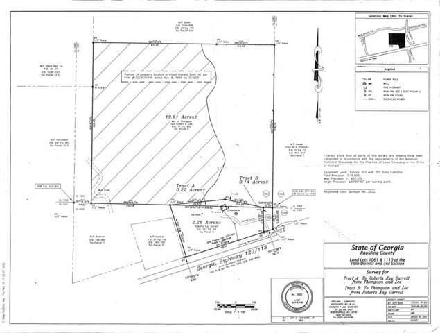 0 Buchanan Highway, Temple, GA 30179 (MLS #6646171) :: Dillard and Company Realty Group