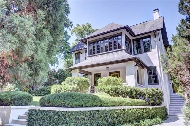 868 Rosedale Road #868, Atlanta, GA 30306 (MLS #6646185) :: Charlie Ballard Real Estate