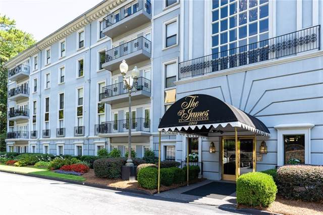 3203 Lenox Road NE #18, Atlanta, GA 30324 (MLS #6646196) :: The Butler/Swayne Team