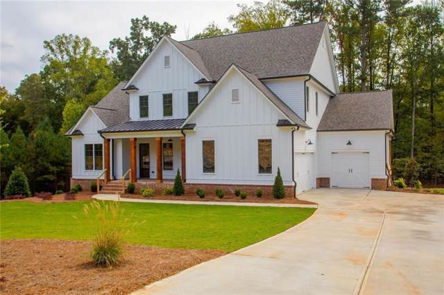 1927 Freemanville Crossing Court, Milton, GA 30004 (MLS #6646254) :: Charlie Ballard Real Estate