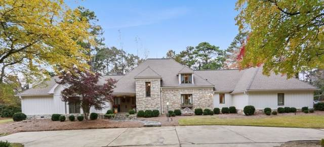 1295 W Garmon Road, Atlanta, GA 30327 (MLS #6646263) :: The Butler/Swayne Team