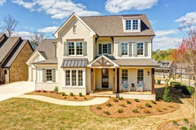 3615 Stone Drive, Marietta, GA 30062 (MLS #6646276) :: North Atlanta Home Team