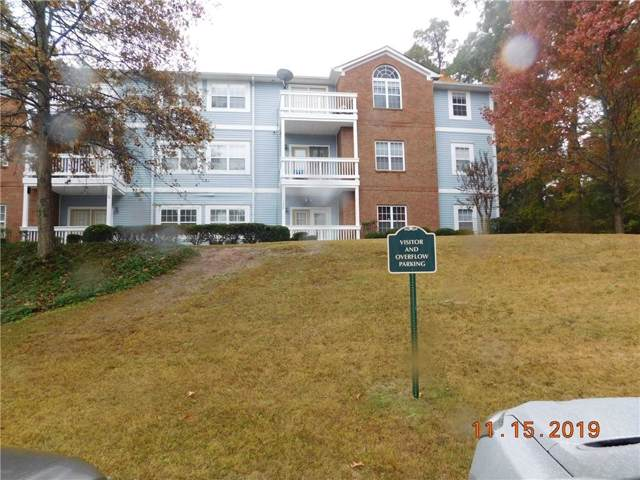 1346 Orchard Park Drive #1346, Stone Mountain, GA 30083 (MLS #6646290) :: The Heyl Group at Keller Williams