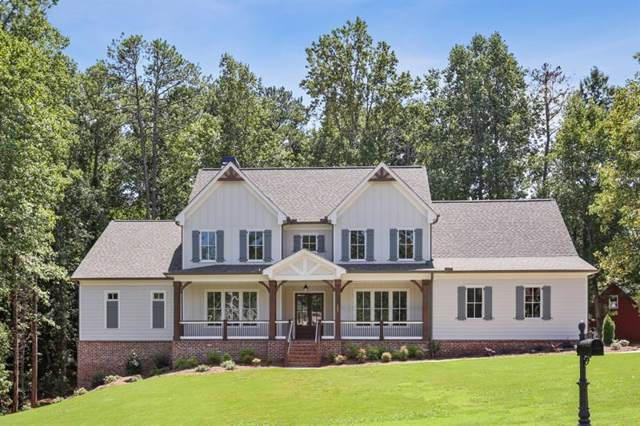 203 Rosewood Circle, Woodstock, GA 30188 (MLS #6646292) :: The Cowan Connection Team