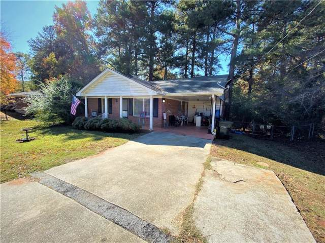 1314 NW South Hicks Circle, Conyers, GA 30012 (MLS #6646301) :: North Atlanta Home Team
