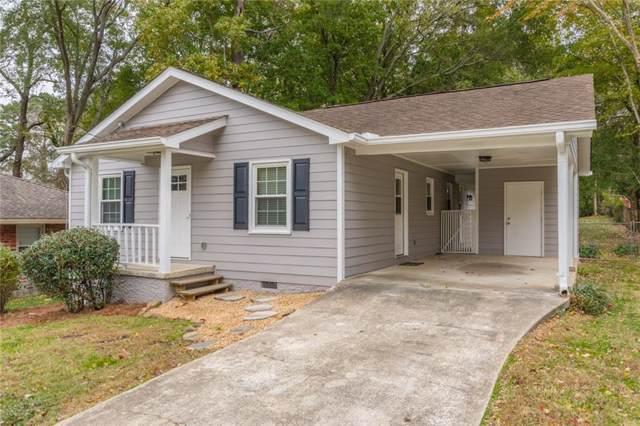 942 Winburn Drive, East Point, GA 30344 (MLS #6646305) :: North Atlanta Home Team