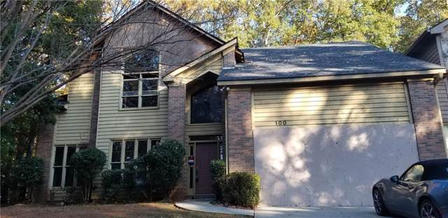 100 Lakeview Ridge E, Roswell, GA 30076 (MLS #6646307) :: The North Georgia Group