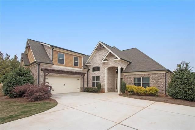 134 Walcille Lane, Mcdonough, GA 30252 (MLS #6646314) :: North Atlanta Home Team