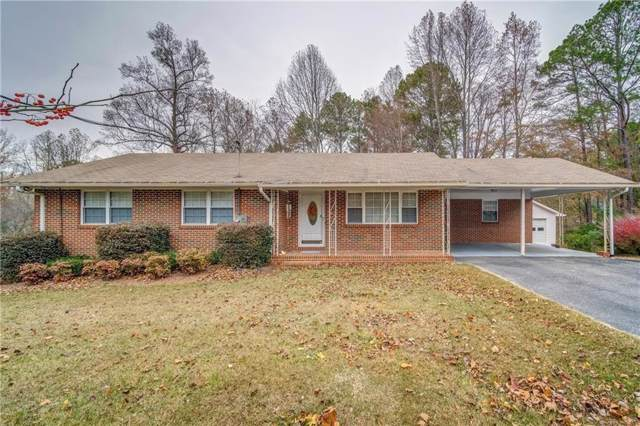 304 Little Avenue, Jasper, GA 30143 (MLS #6646320) :: Path & Post Real Estate