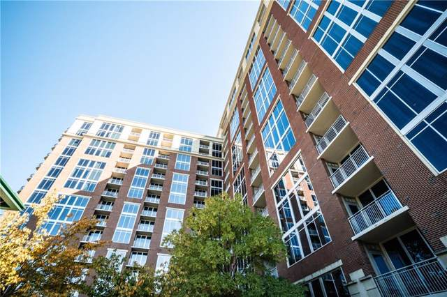 1820 Peachtree Street #1911, Atlanta, GA 30309 (MLS #6646323) :: North Atlanta Home Team