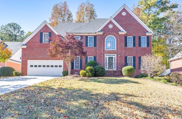 3609 Lakeside Pointe NW, Kennesaw, GA 30144 (MLS #6646325) :: The Cowan Connection Team