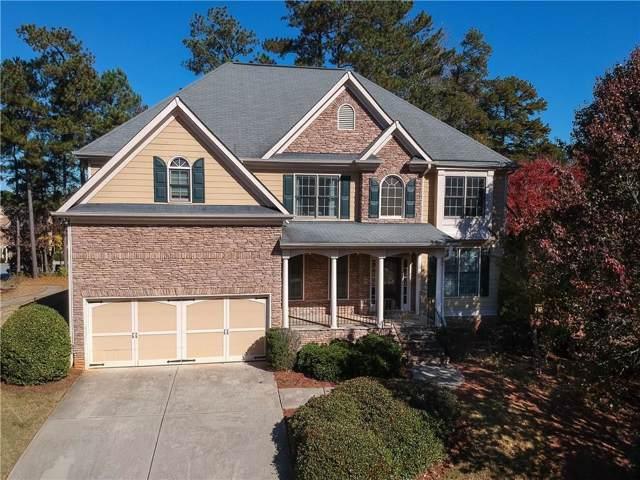 6000 Addington Drive NW, Acworth, GA 30101 (MLS #6646327) :: North Atlanta Home Team