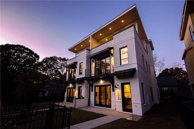 1100 Arkwright Place SE B, Atlanta, GA 30317 (MLS #6646337) :: RE/MAX Prestige