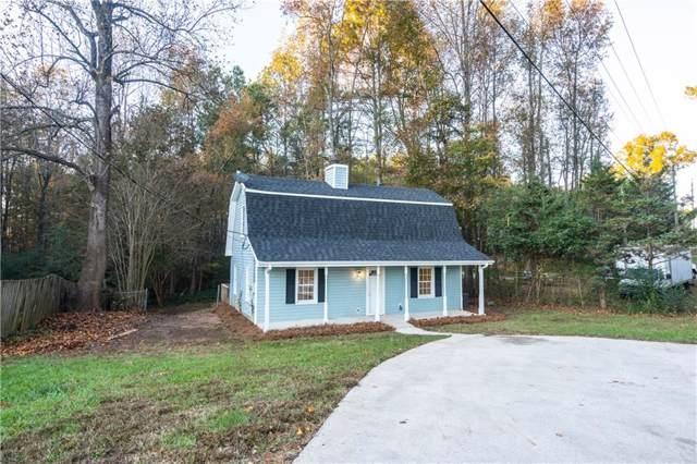 3319 Gillsville Hwy, Gainesville, GA 30506 (MLS #6646339) :: North Atlanta Home Team