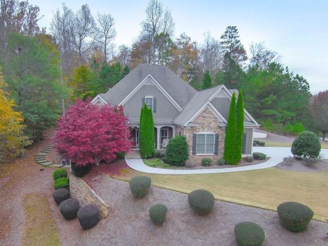 516 River Estates Parkway, Canton, GA 30115 (MLS #6646355) :: The North Georgia Group